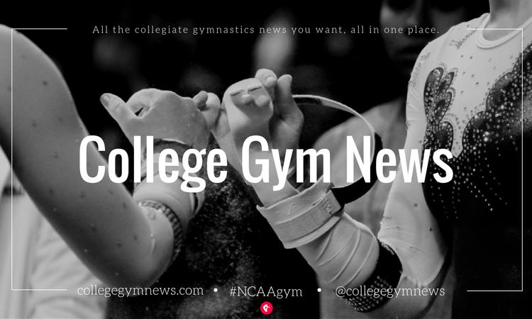 college gym news header