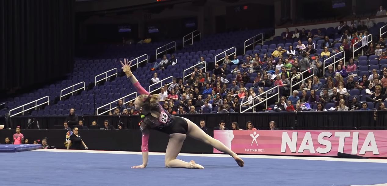 Future College Gymnasts Impress At 2019 Nastia Cup