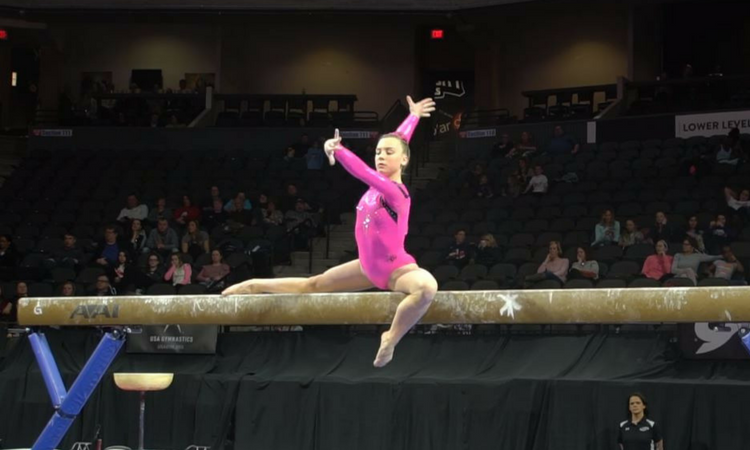 Future College Gymnasts Impress At 2019 American Classic College
