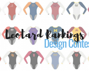 leotard rankings design contest